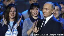 Russland Nischni Nowgorod Wladimir Putin
