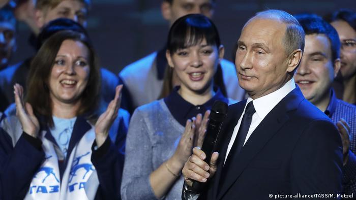 Putin in Nizhny Novogorod