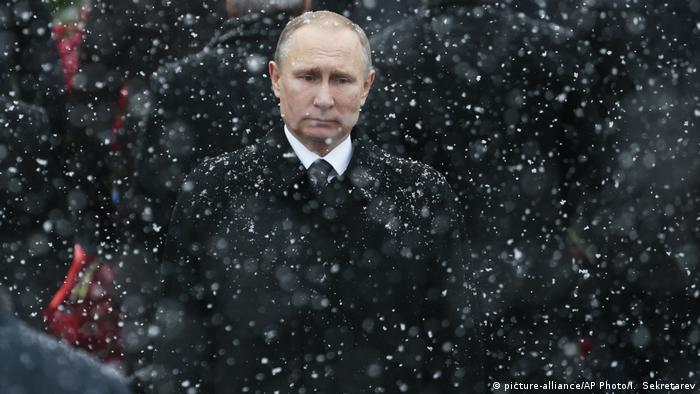 Wladimir Putin (picture-alliance/AP Photo/I. Sekretarev)