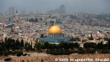 Israel Jerusalem Panorama