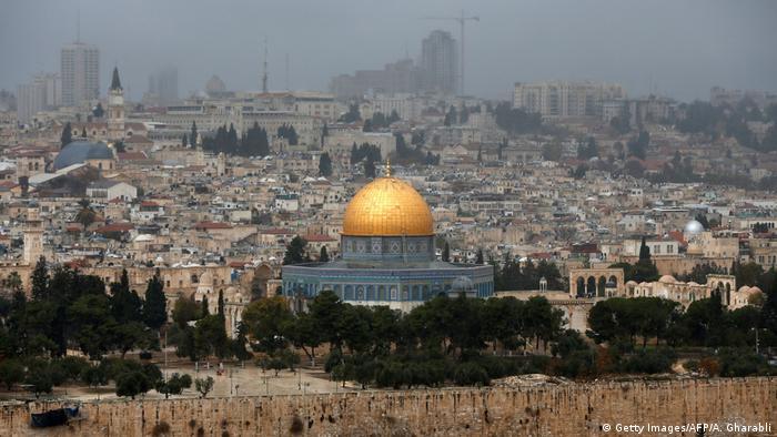 هل يتخلى ىالعرب عن القدس كعاصمة لدولة فلسطينية مرتقبة؟