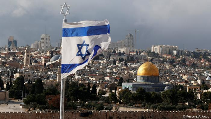 Israel Jerusalem Panorama (Reuters/A. Awad)
