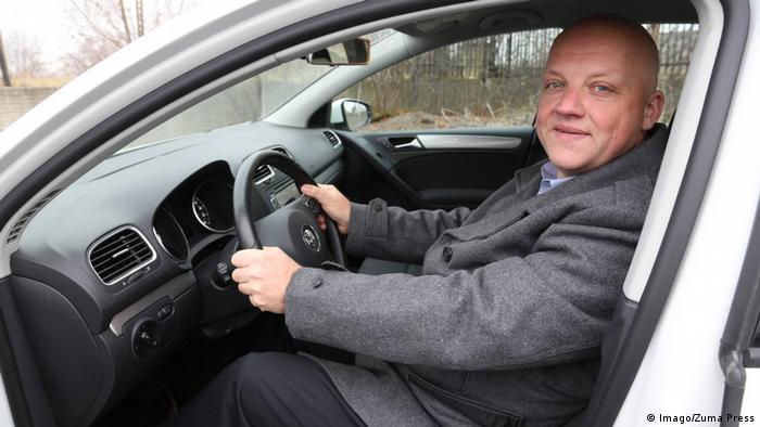 USA Volkswagen Manager Oliver Schmidt 2013 (Imago/Zuma Press)