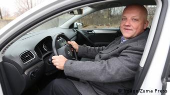 USA Volkswagen Manager Oliver Schmidt 2013