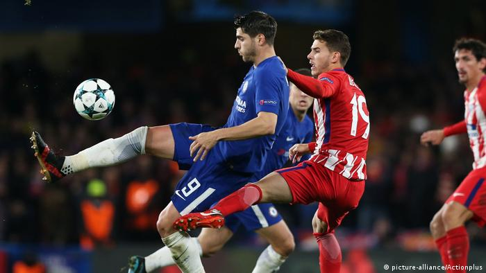 UEFA CL | FC Chelsea v Atletico Madrid (picture-alliance/Actionplus)