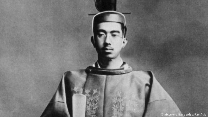 Kaiser Hirohito von Japan (picture-alliance/dpa/Pan-Asia)