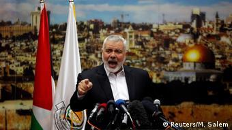 Ismail Haniyeh, líder do Hamas