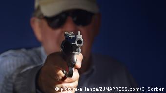 Человек с оружием в руках
