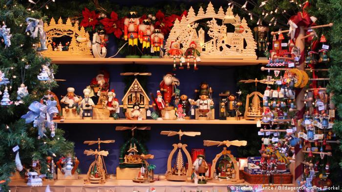 Рождественские базары в этом году в Германии пройдут скромнее и не везде