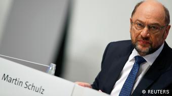 Ο Μάρτιν Σουλτς δεν φοβάται μια διαρκή κρίση στην Ελλάδα