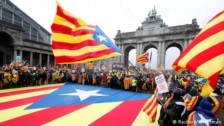 H Καταλονία σε διαρκή κατάσταση σοκ