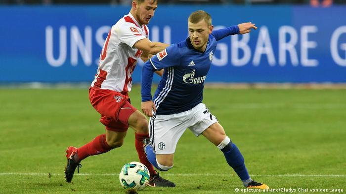 1. Bundesliga   FC Schalke 04 - 1. FC Köln- Max Meyer