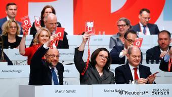 SPD Parteitag in Berlin