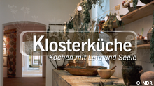 NDR Klosterküche (Sendungslogo)