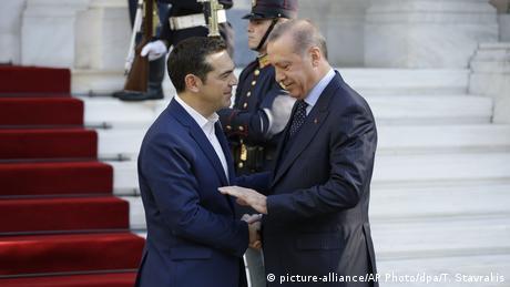 Туреччина та Греція пообіцяли взяти курс на розрядку у відносинах