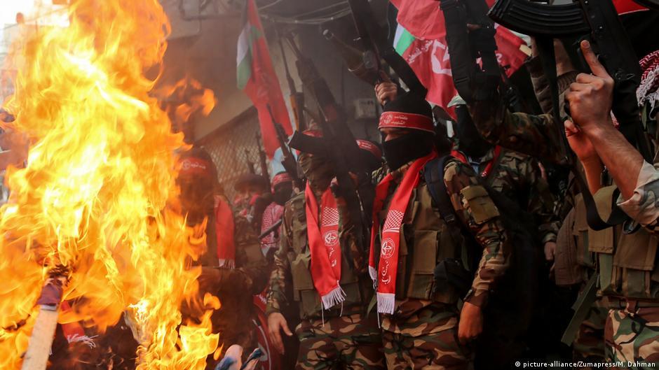 你應該知道的「巴勒斯坦大起義」