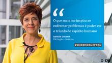 Whereicomefrom Kampagne - Portugiesisch für Afrika Amrita Cheema Schlagwort: Faces, wicf, Kampagne, Portugiesisch, Afrika Rechte: DW