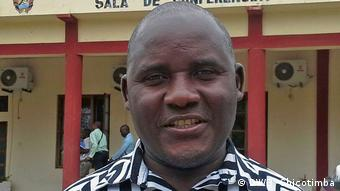 Mosambik Machaze Fernando Sauel