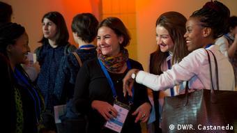 Bildkorrekturen-Konferenz in Leipzig