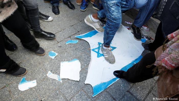 Tunesien Proteste gegen Anerkennung USA Jerusalem