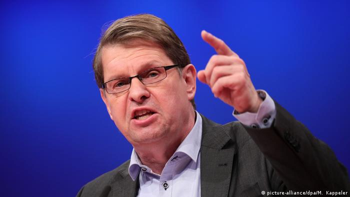 Berlin Bundesparteitag der SPD (picture-alliance/dpa/M. Kappeler)