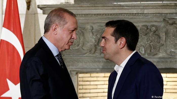 Tsipras ve Erdoğan NATO Zirvesi'nde anlaştı
