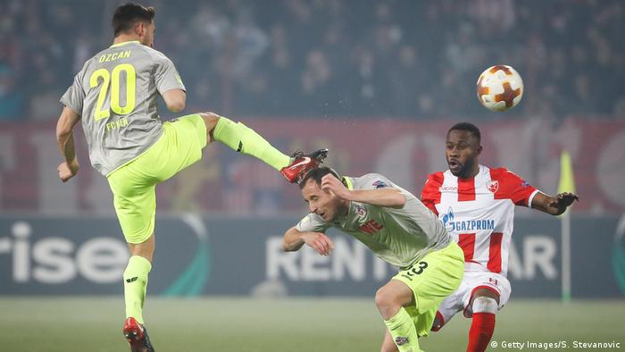 UEFA Europa League 6. Spieltag | Roter Stern Belgrad vs. 1. FC Köln (Getty Images/S. Stevanovic)