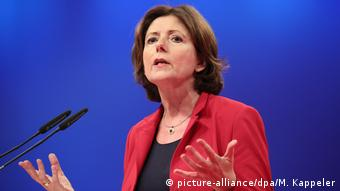 Malu Dreyer (picture-alliance/dpa/M. Kappeler)