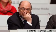 Martin Schulz (Getty Images/AFP/O. Andersen)