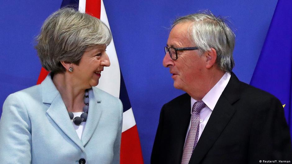 Koment i FAZ  Marrëveshja e parë midis Britanisë së Madhe dhe BE ngjall shpresa për një Brexit jo të ashpër