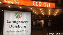 Deutschland Loveparade-Prozess