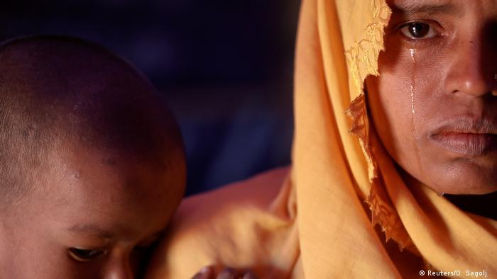 Ärzte ohne Grenzen: 6.700 Rohingya in einem Monat in Myanmar getötet