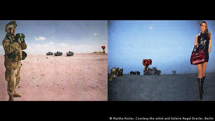 Ausstellung The American Dream Martha Rosler