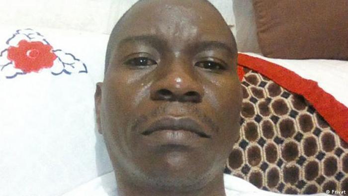 Azory Gwanda - Journalist (Mwananchi Communications Limited (MCL) in Tanzania