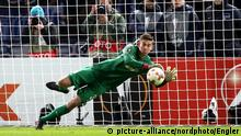 Europa League Hertha BSC - Östersund | Jonathan Klinsmann (picture-alliance/nordphoto/Engler)