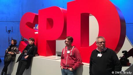 Στελέχη του SPD ζητούν τώρα βελτιώσεις στις διερευνητικές