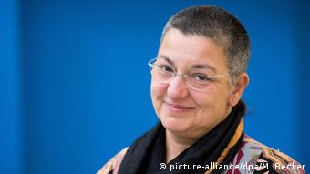 Deutschland türkische Menschenrechtlerin Sebnem Korur Fincanci in Düsseldorf