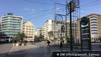Η Ομόνοια είναι ένα από σημεία δράσης των διακινητών στην Αθήνα, όπως γράφει η Bild