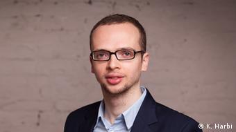 Kommentatorenbild (Vorläufig) - Armin Langer - Publizist aus Berlin (K. Harbi)