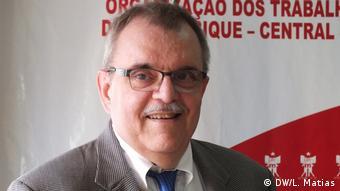 Mosambik - Michel Lazare - IWF Missionschef besucht Mosambik