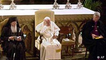 Religionstreffen in Assisi mit Thumbnail (AP)