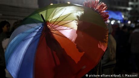 Uruguay LGBT-Tag in Montevideo (picture-alliance/dpa/J. I. Mazzoni)