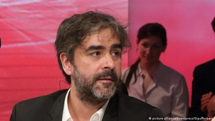 Journalist Deniz Yücel (Ausschnitt) (picture-alliance/Eventpress/Stauffenberg)