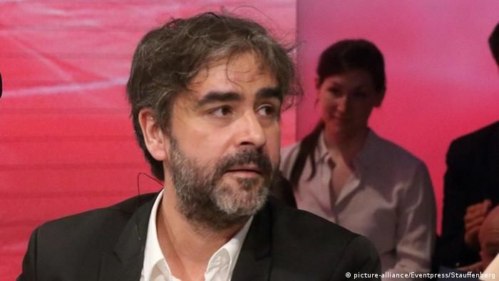 Journalist Deniz Yücel (Ausschnitt)