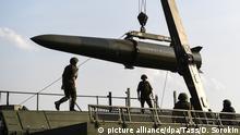 Russland Iskander-M Marschflugkörper