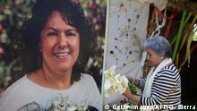 Honduras Gedenken an Berta Cáceres