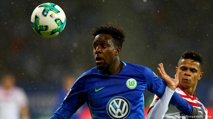 1. Bundesliga 15. Spieltag   Hamburger SV - VfL Wolfsburg