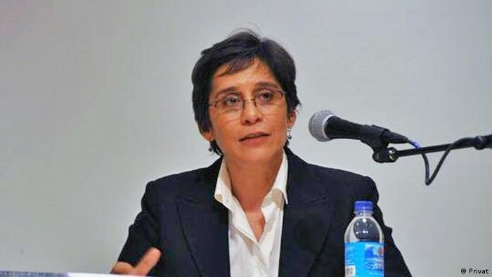 دکتر رویا برومند، از بنیانگذاران بنیاد حقوق بشری عبدالرحمن برومند