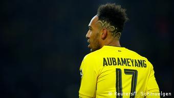 1. Bundesliga 15. Spieltag   Borussia Dortmund - Werder Bremen   Pierre-Emerick Aubameyang