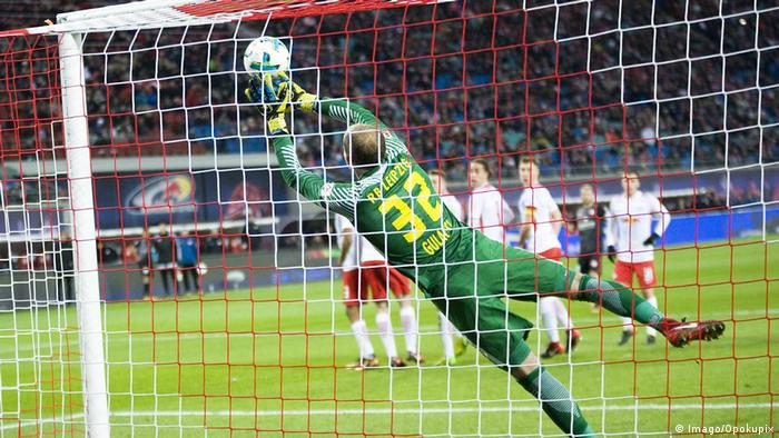 Fußball Bundesliga RB Leipzig - Mainz 05 (Imago/Opokupix)